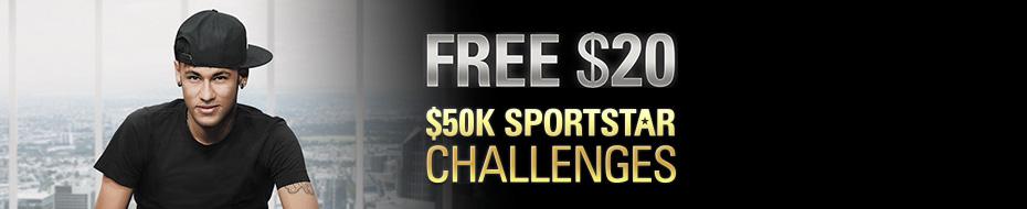 Задания SportStar на $50 000